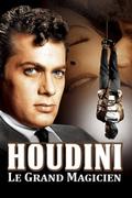 Houdini le grand magicien : Houdini est magicien dans une petite troupe foraine. Ayant rencontré une jeune étudiante dont il tombe amoureux, il en fait sa partenaire, devient très célèbre et défie la mort jour après jour, dans des numéros extraordinaires et dangereux ..... ----- ..... Titre en France: Houdini le grand magicien Titre original: Houdini Année: 1953 Réalisé par: George Marshall Nationalité: Américain Genre: Drame Avec: Tony Curtis, Janet Leigh, Torin Thatcher, Angela Clarke, Stefan Schnabel, Ian Wolfe Durée: 1h45mn.