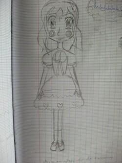Tous (ou presque) les dessins que j'ai fait en cours ! (sep/oct)