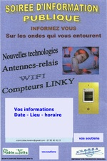COMPTEURS RADIO COMMANDÉS : LINKY - GAZ   -  EAU