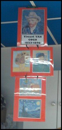 Affichettes pour les artistes de Musette Souricette