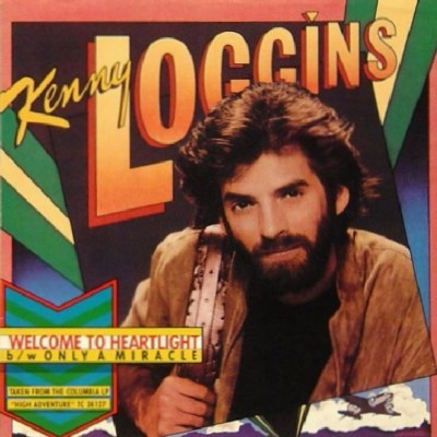 Kenny Loggins - Welcome To Heartlight - 1982