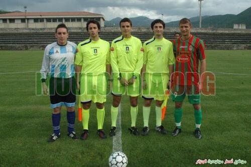 MCA Crescia italie 10-0 en 2007