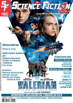 science fiction magazine No 97 en kiosques