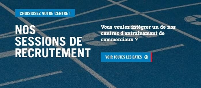 emploi commercial Nantes
