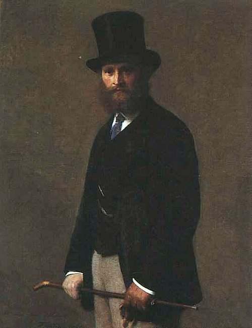 25 août 1904 décès d'Henri Fantin-Latour