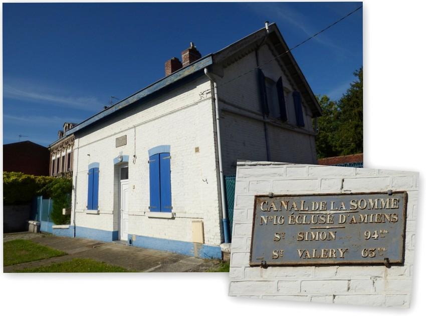 Les Ecluses du quartier St-Maurice