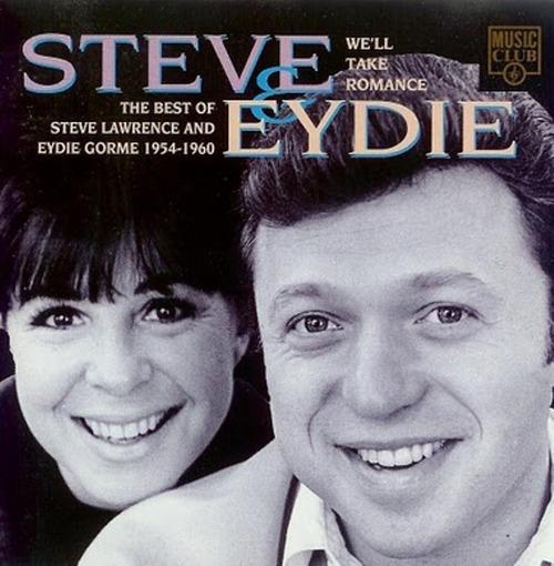 LAWRENCE, Steve - Pretty Blue Eyes (1959) (Hits)