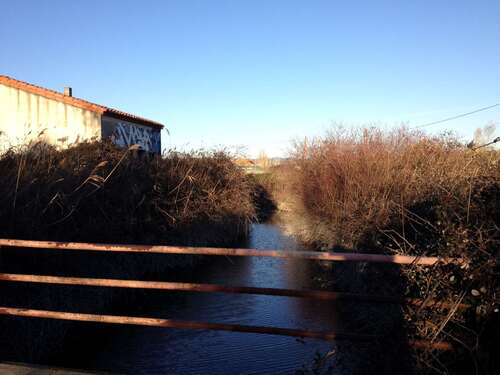 Complexe hydraulique Istres - Fos