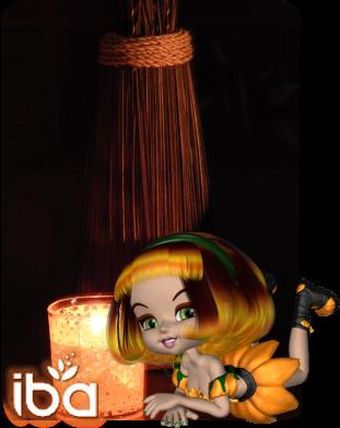 Les bougies Iba