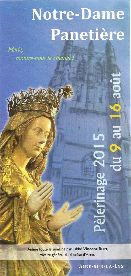 Notre-Dame Panetière (Aire sur la Lys)