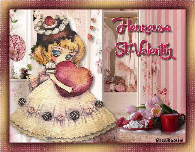 Heureuse Saint-Valentin !