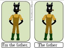 Flashcardsthe father