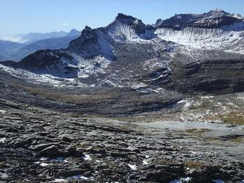 L'AIGUILLE DE VARAN 2544 M
