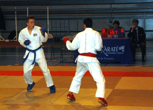 Championnats de Provence Cadets