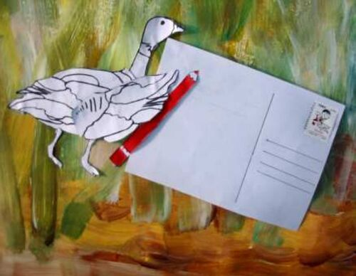 "Film d'animation ""une carte postale de Ploubalay"""