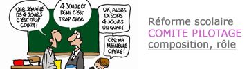 DOSSIER REFORME SCOLAIRE : SOMMAIRE