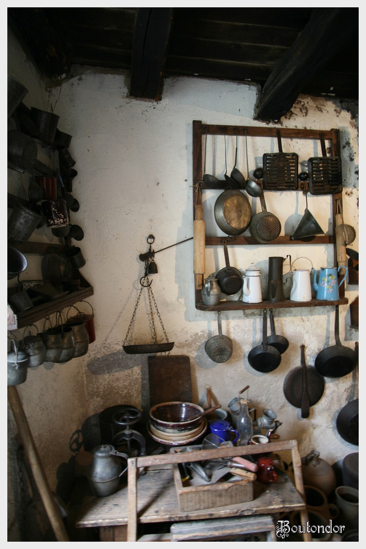 Montrol-Sénard -La cuisine(87 haute-vienne)
