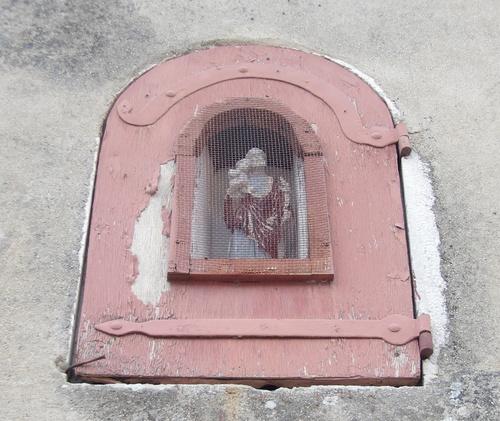 La chapelle de La Rivoire