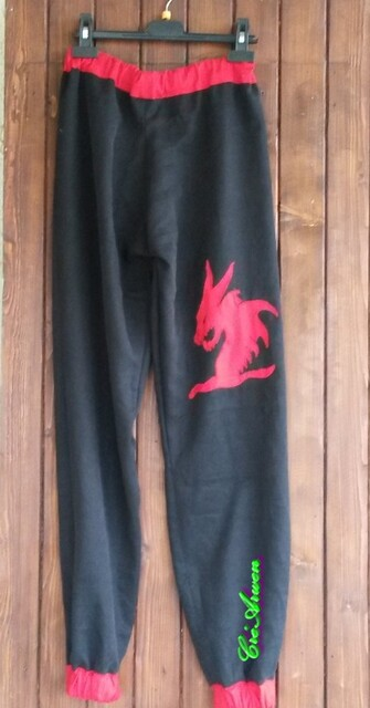 "- Pantalon ""Dragon"""