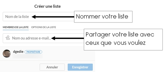 Wunderlist: une appli pour gérer et partager ses listes