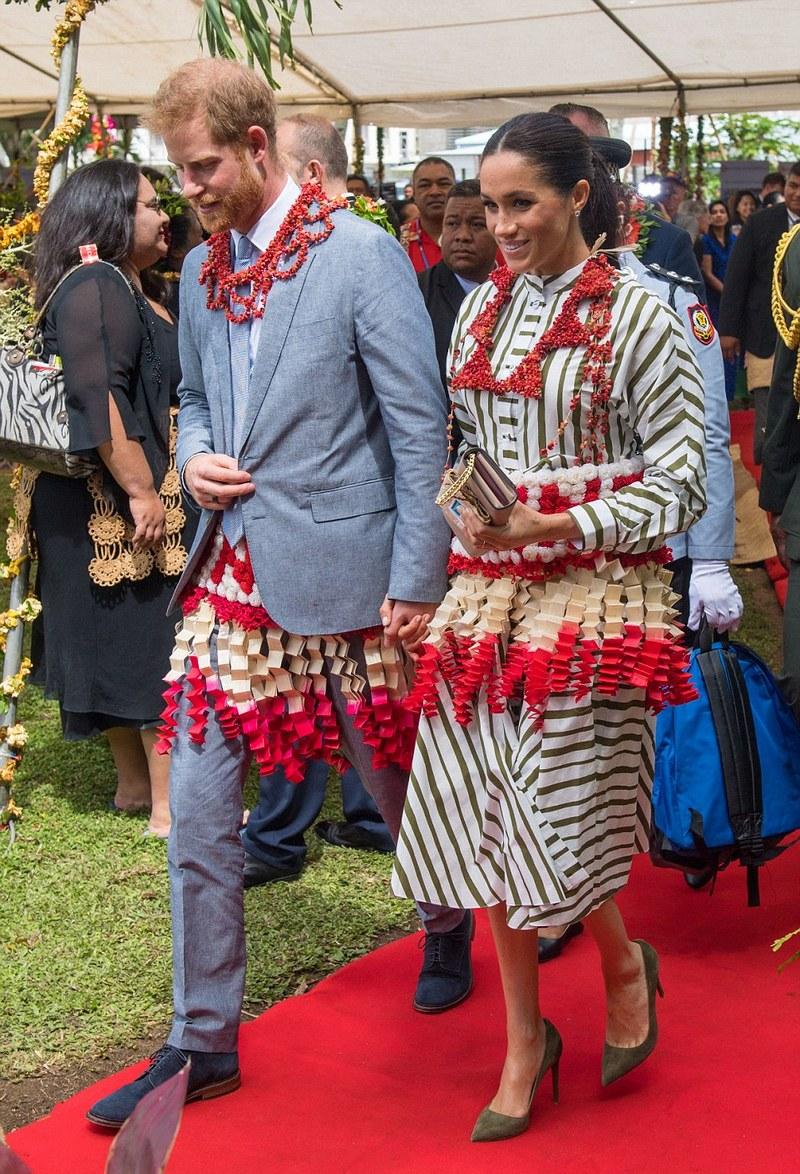 Toujours au Tonga
