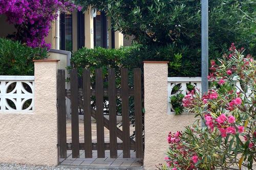 Les portillons de jardin !