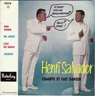 Henri Salvator, 1960
