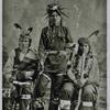 Cree men in Alberta - no date