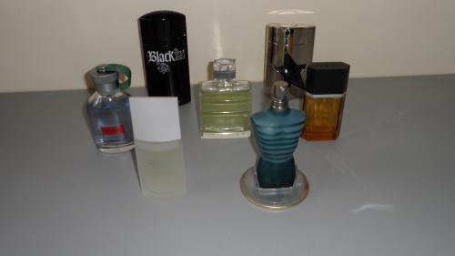 Les parfums du moment!
