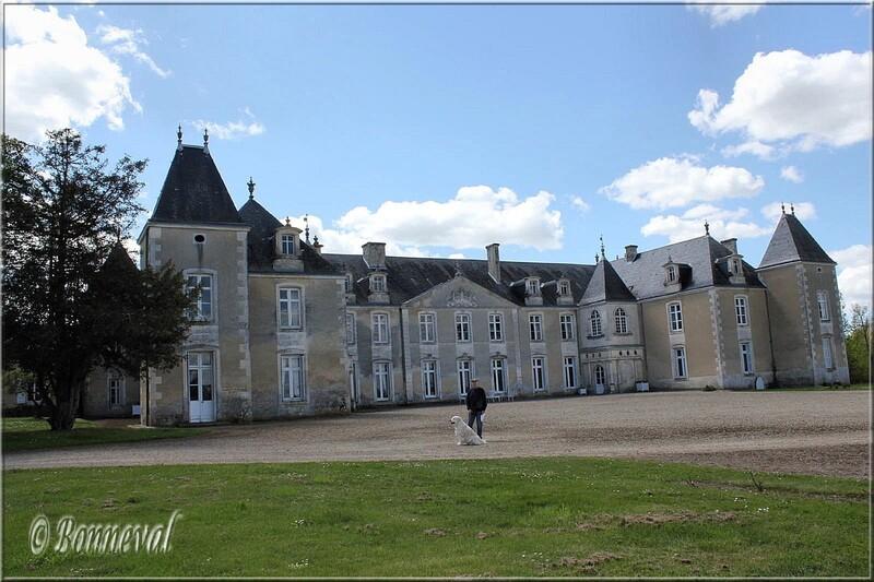 Château de Panloy Charente-Maritime
