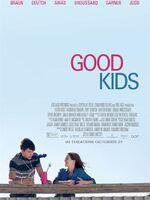 """Good Kids : Quatre lycéens exceptionnellement doués obtiennent haut la main leur diplôme, et réalisent qu'ils sont passés à côtés d'expériences clé de leurs vies en étant toujours des """"gentils gamins"""". Ils décident de changer de mode de vie pendant les vacances d'été, pour profiter de leurs derniers jours ensemble avant l'université....-----...Origine : Américain  Réalisation : Chris McCoy  Durée : 1h 26min  Acteur(s) : Zoey Deutch,Ashley Judd,Demian Bichir  Genre : Comédie  Date de sortie : Prochainement  Année de production : 2016"""