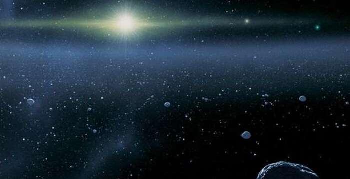 Une autre planète naine découverte dans notre système?