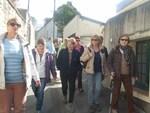 La promenade du 17 mars à Fleury-sur-Orne