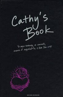 """Cathy's Book"" de Sean Stewart et Jordan Weisman, illustré par Cathy Brigg"
