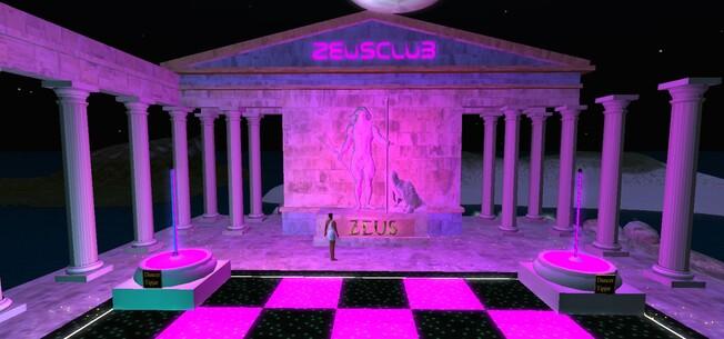 """Discothèque """"ZeusClub"""""""