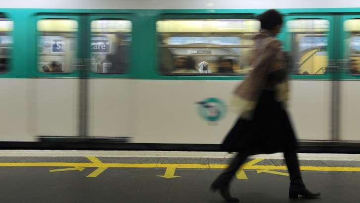 60 euros d'amende pour avoir marché à contresens dans les couloirs du métro