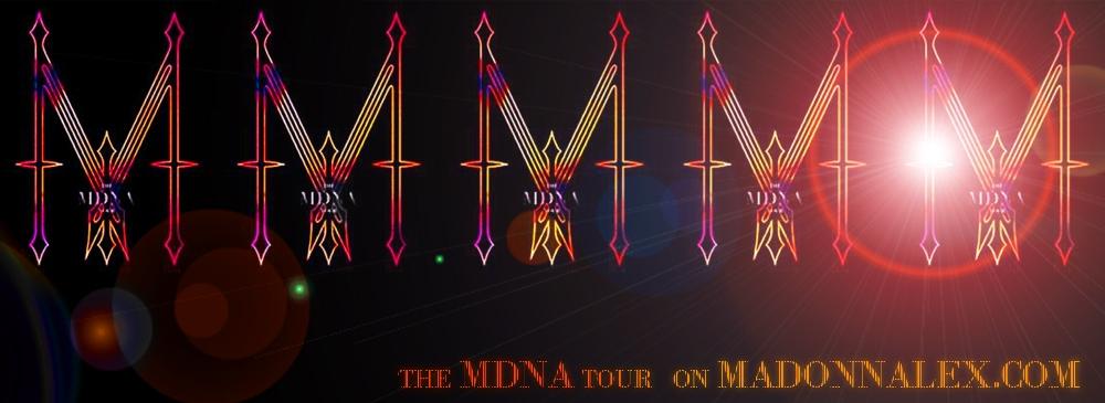 MDNA2012