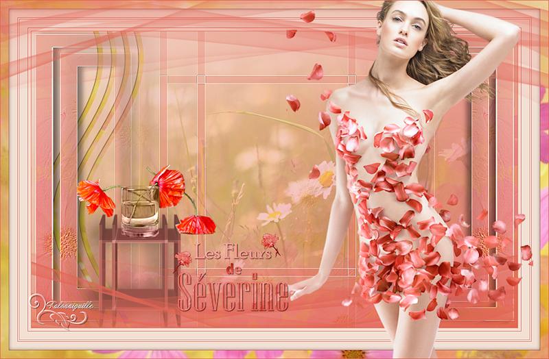 *** 87. les fleurs de severine ***