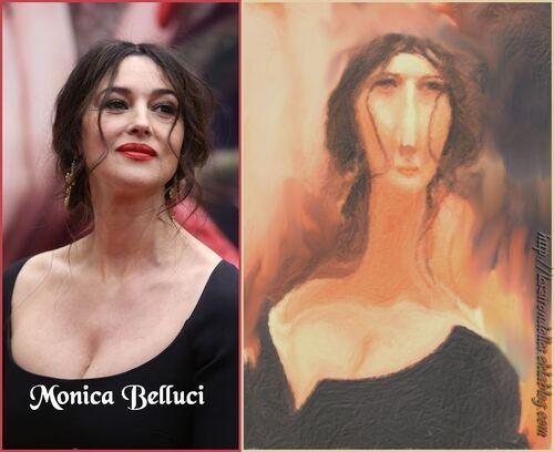 Façon Modigliani