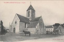LES REMPARTS DE VILLIERS-EN-DESOEUVRE (Eure)