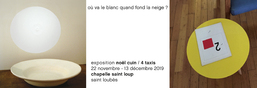 Expo 32 Noël Cuin / 4 Taxis