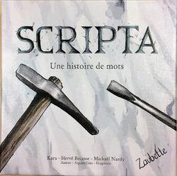 testé pour vous : le jeu Scripta