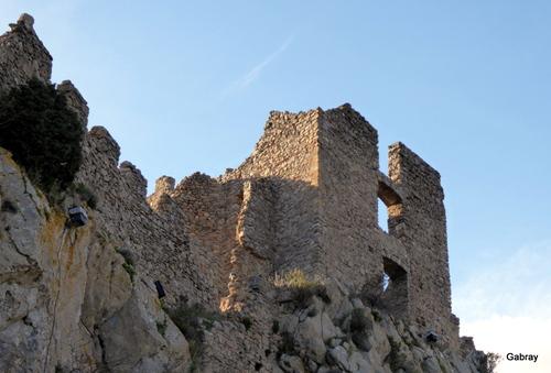 Padern: le château