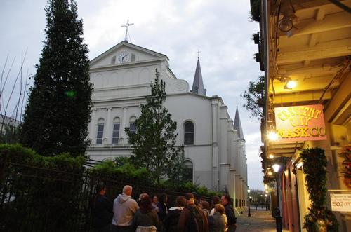 Jour 9 - la Nouvelle Orléans by night