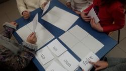 Mémorisation des mots-outils