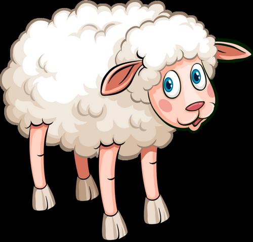 Tubes Animaux.. Moutons et Chèvres