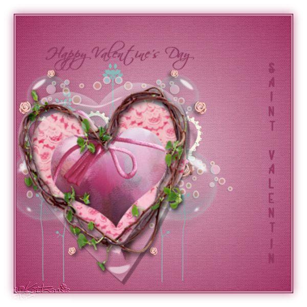 Saint Valentin .....