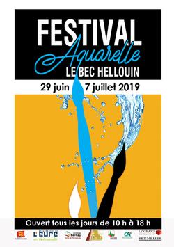 Festival d'Aquarelle du Bec Hellouin