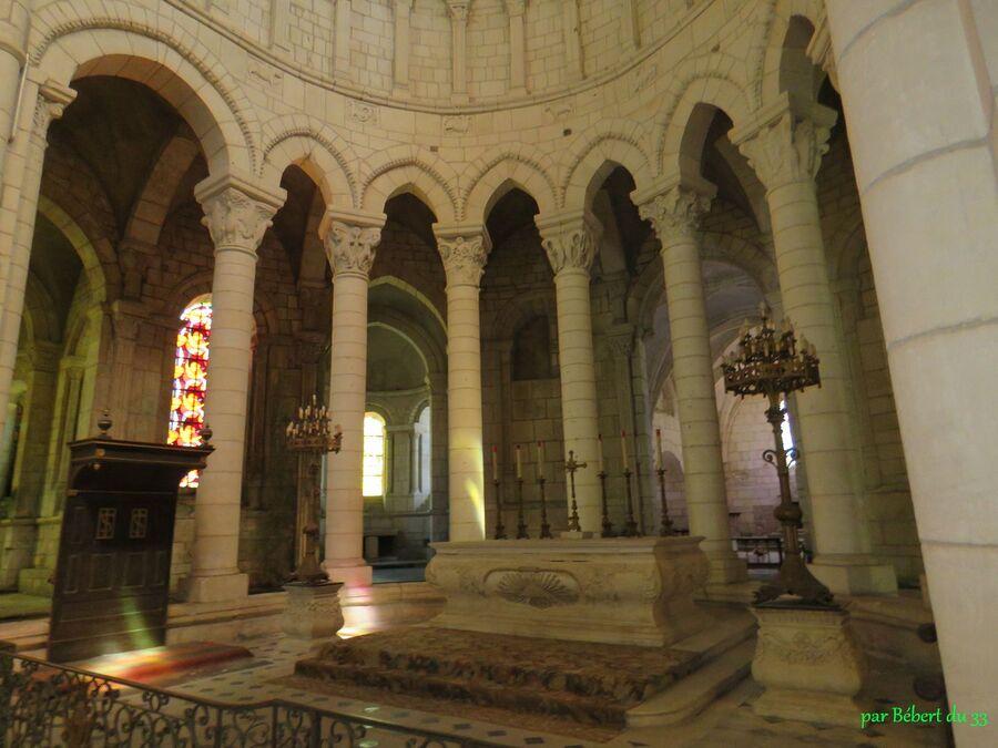 L'Abbatiale N-D de la Charité sur Loire