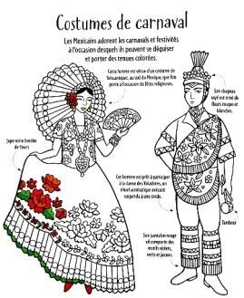 Motifs Médiévaux Islamiques Mexicains à colorier 9